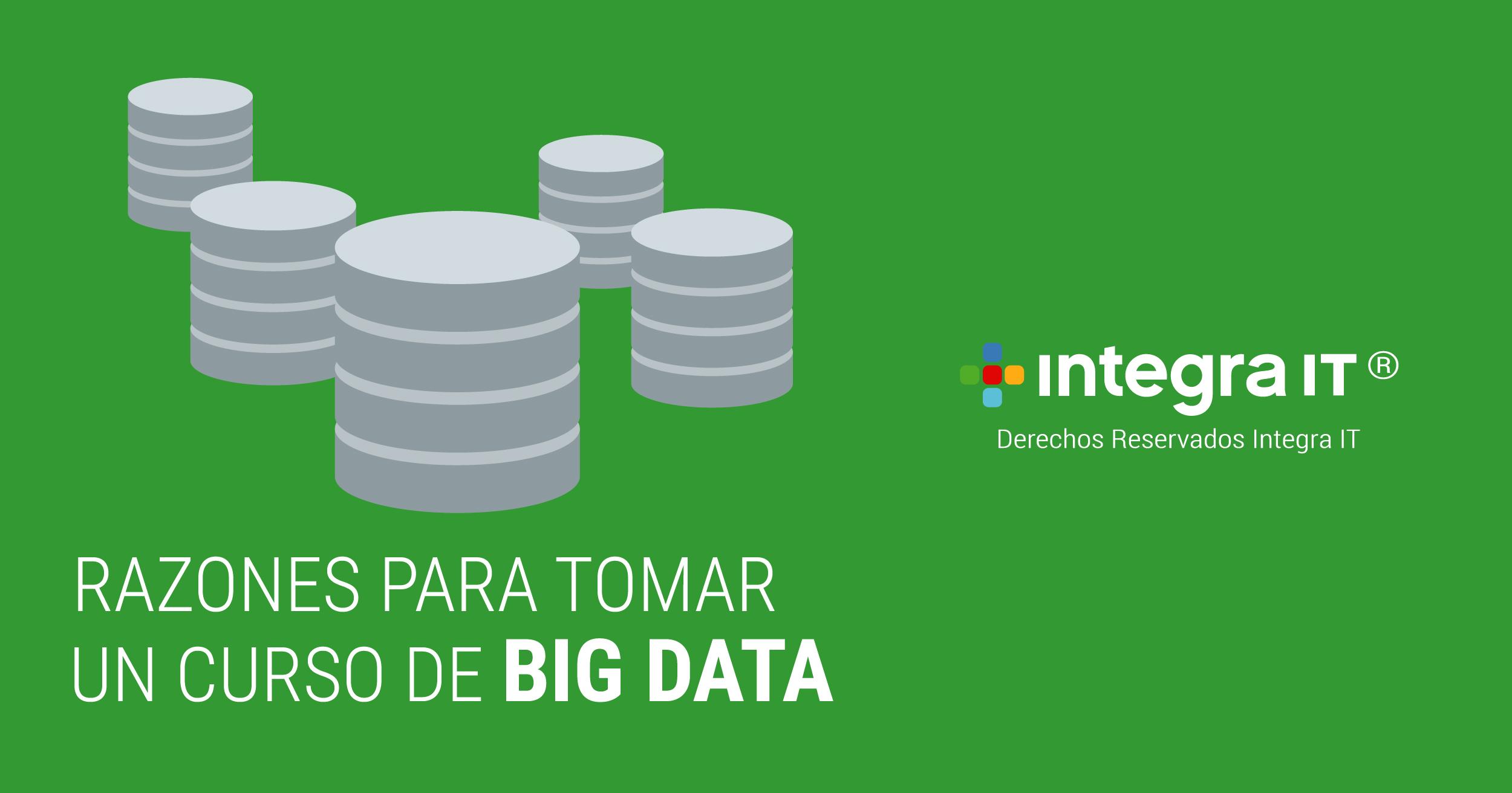 5 Beneficios que un curso de Big Data puede darte